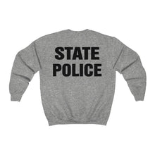 Load image into Gallery viewer, STATE POLICE Medium Weight Blend™ Crewneck Sweatshirt