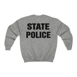 STATE POLICE Medium Weight Blend™ Crewneck Sweatshirt