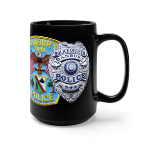 DPD BADGE & PATCH Mug 15oz
