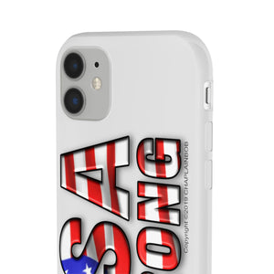 USA STRONG Cellphone Flexi Cases