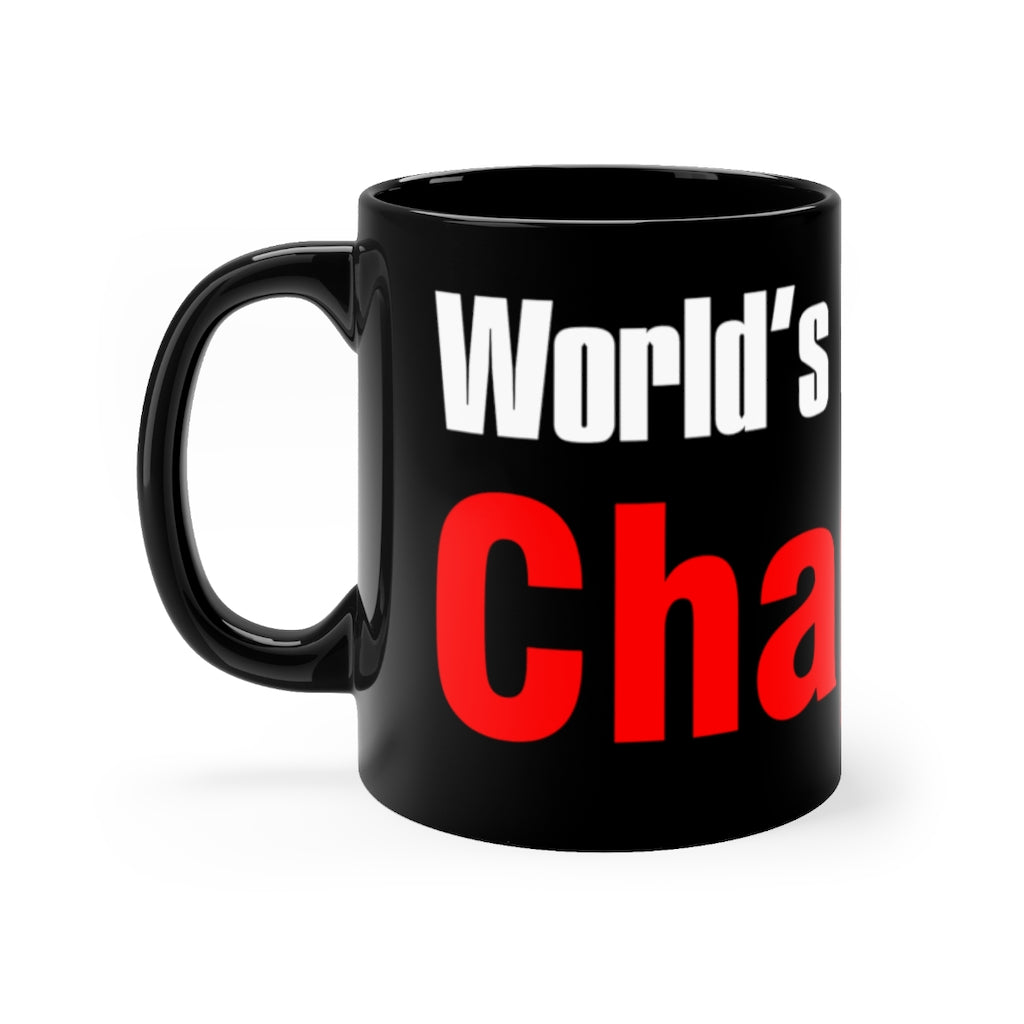 WORLD'S BEST CHAPLAIN MUG 11oz