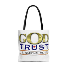 Load image into Gallery viewer, IN GOD WE TRUST Tote Bag
