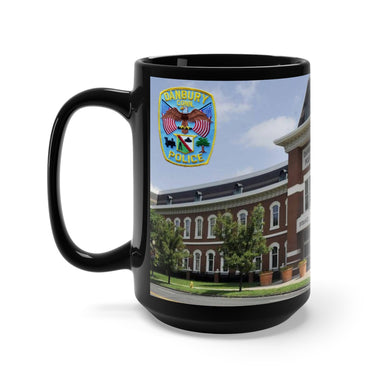 DPD HQ Mug 15oz