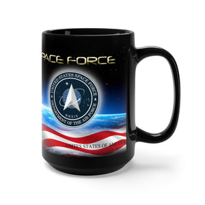 US SPACE FORCE Mug 15oz