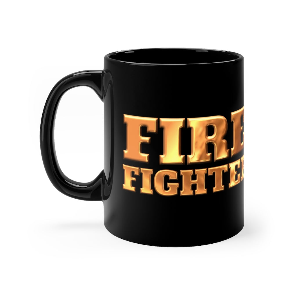 FIREFIGHTER mug 11oz