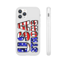 Load image into Gallery viewer, USA STRONG Cellphone Flexi Cases