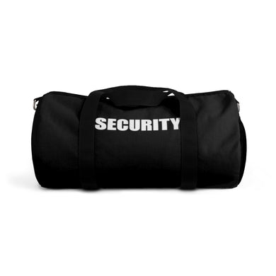 SECURITY Duffel Bag