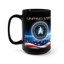 Load image into Gallery viewer, US SPACE FORCE Mug 15oz