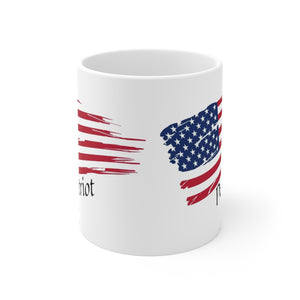 PATRIOT Mug 11oz