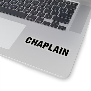 CHAPLAIN Stickers
