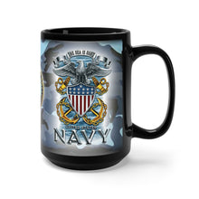 Load image into Gallery viewer, NAVY Mug 15oz
