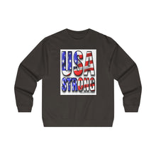 Load image into Gallery viewer, USA STRONG MEN'S SWEATSHIRT