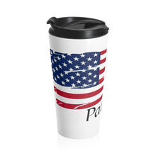 Load image into Gallery viewer, PATRIOT Travel Mug