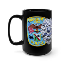 Load image into Gallery viewer, DPD BADGE & PATCH Mug 15oz