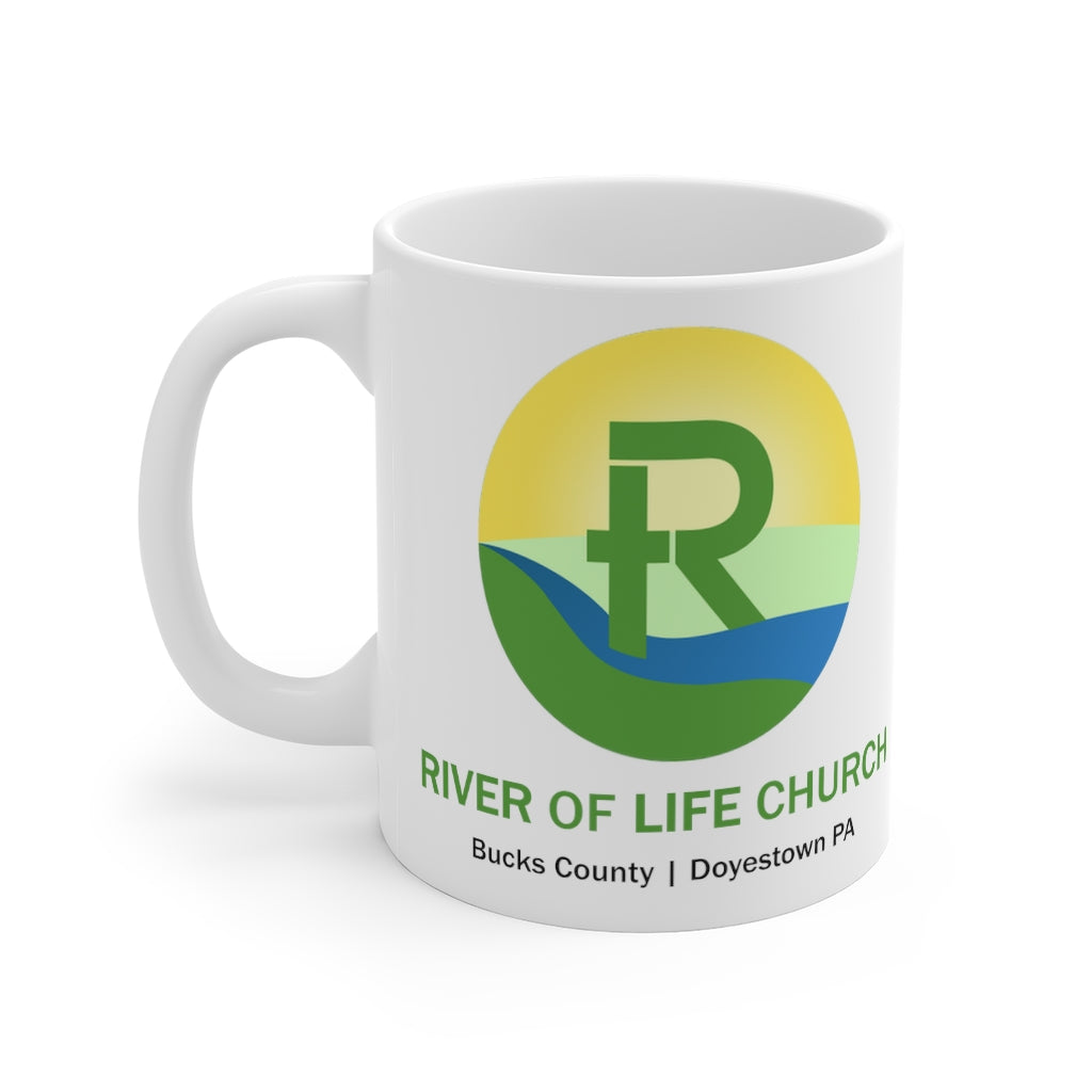 ROLC CHURCH MUG 11oz