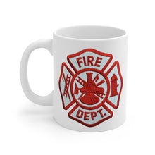 Load image into Gallery viewer, FIRE Mug 11oz