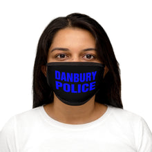 Load image into Gallery viewer, DANBURY POLICE Mixed-Fabric Face Mask