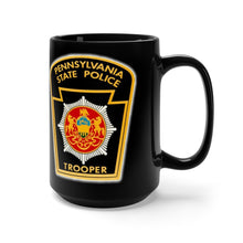 Load image into Gallery viewer, PA STATE POLICE Mug 15oz