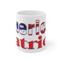 Load image into Gallery viewer, AMERICAN PATRIOT Ceramic Mug