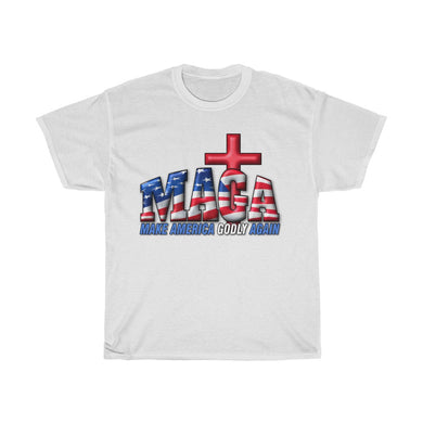 MAGA Heavy Cotton Tee