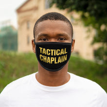 Load image into Gallery viewer, TACTICAL CHAPLAIN Mixed-Fabric Face Mask