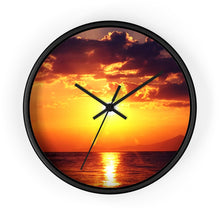 Load image into Gallery viewer, Gulf of Mexico Clock