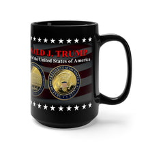 Load image into Gallery viewer, PRESIDENTIAL Mug 15oz