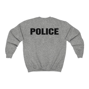 POLICE Medium Weight Blend™ Crewneck Sweatshirt