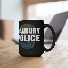 Load image into Gallery viewer, DANBURY POLICE Mug 15oz