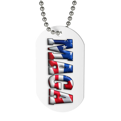 MAGA Dog Tag