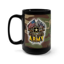 Load image into Gallery viewer, ARMY Mug 15oz