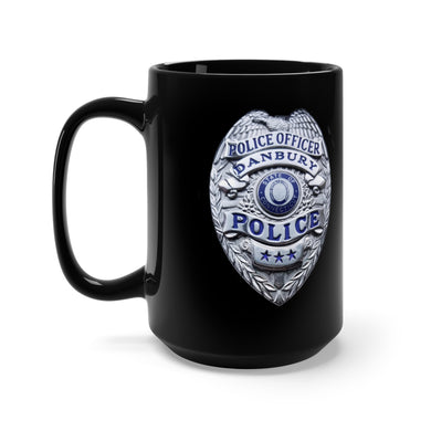 DPD BADGE Mug 15oz