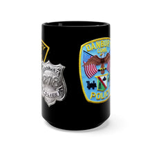 Load image into Gallery viewer, DPD OLD & NEW Mug 15oz