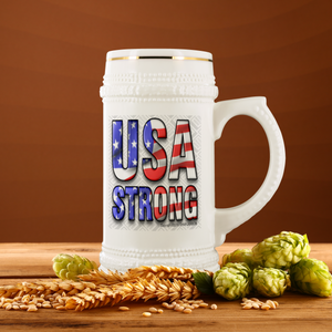 USA STRONG STEIN