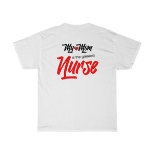 NURSE Heavy Cotton Tee