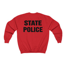 Load image into Gallery viewer, STATE POLICE  Heavy Blend™ Crewneck Sweatshirt