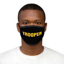 Load image into Gallery viewer, TROOPER Mixed-Fabric Face Mask
