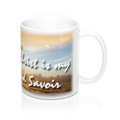 JESUS IS MY LORD Mug 11oz