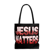 Load image into Gallery viewer, JESUS MATTERS Tote Bag