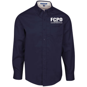 FCPO Men's LS Dress Shirt