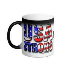 Load image into Gallery viewer, USA STRONG Color Changing Mug