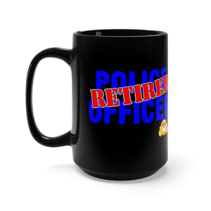 RETIRED Mug 15oz