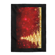 Load image into Gallery viewer, CHRISTMAS Velveteen Plush Blanket