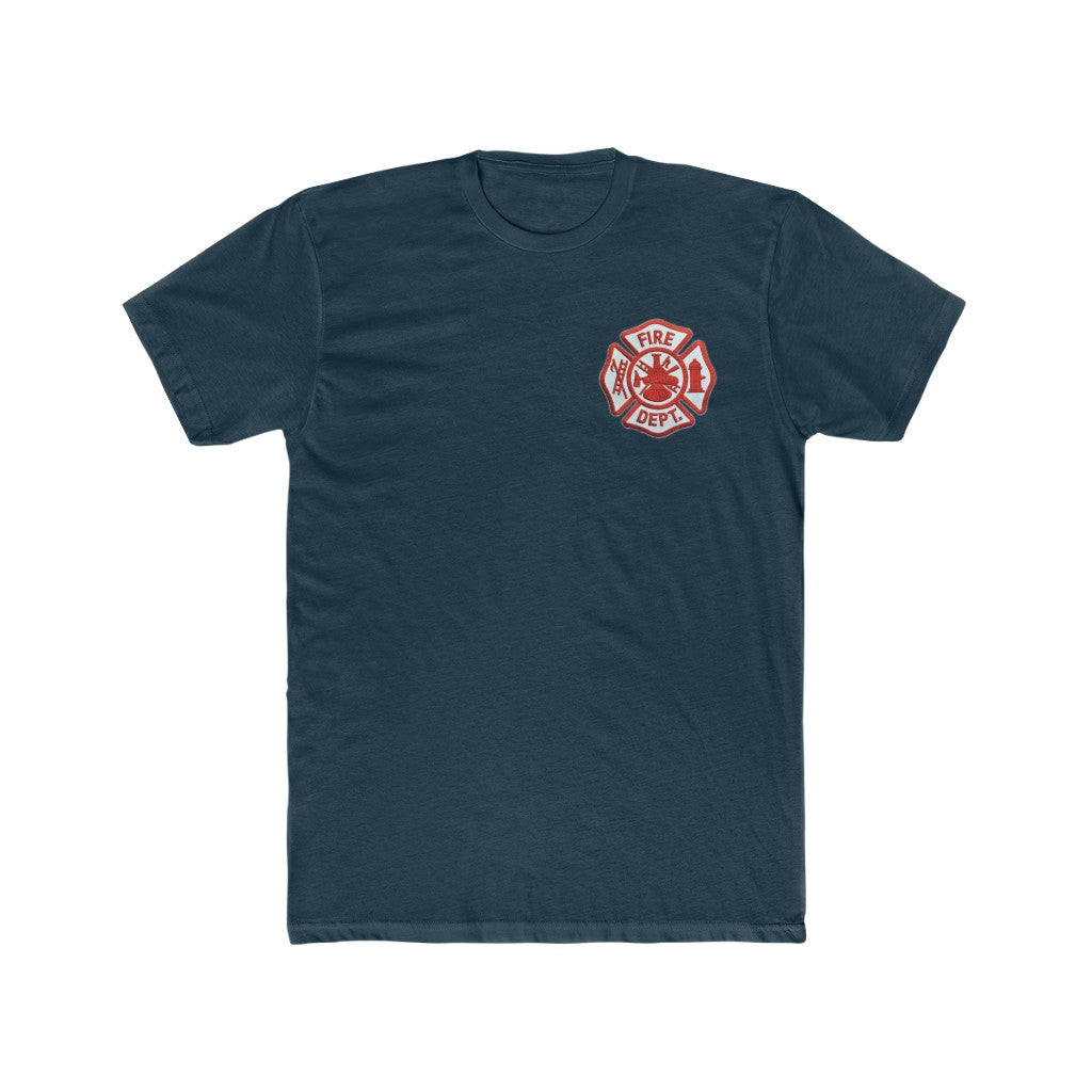 FIREFIGHTERS Cotton Crew Tee