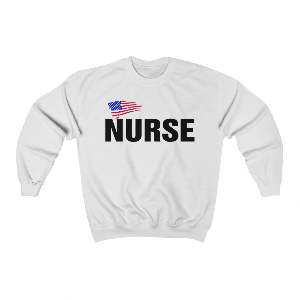 NURSE Heavy Blend™ Crewneck Sweatshirt