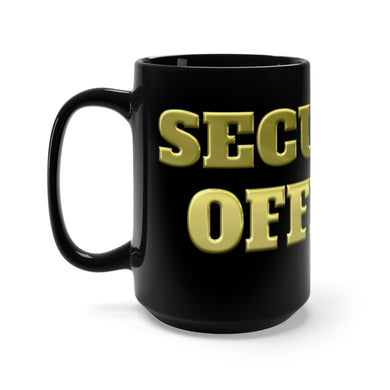 SECURITY OFFICER Mug 15oz