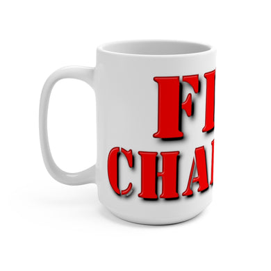 FIRE CHAPLAIN Mug 15oz