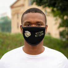Load image into Gallery viewer, USMC VETERAN Mixed-Fabric Face Mask