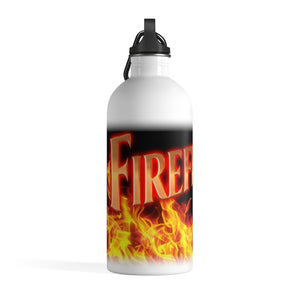 FIREFIGHTER Stainless Steel Water Bottle