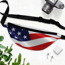 Load image into Gallery viewer, USA FLAG Fanny Pack